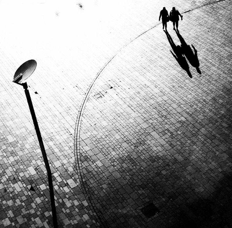 foto Walking in the Light van Eve  op DIGIFOTO Pro