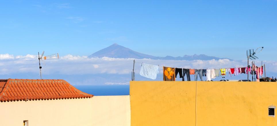 foto Tenerife_wasdag van Paul Beelen op DIGIFOTO Pro