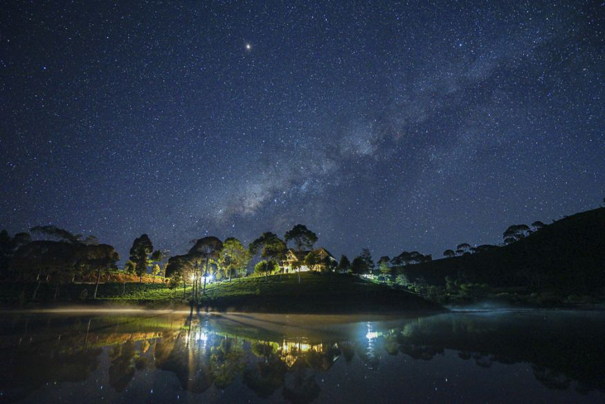 Astrofotografie Astro Panoramas