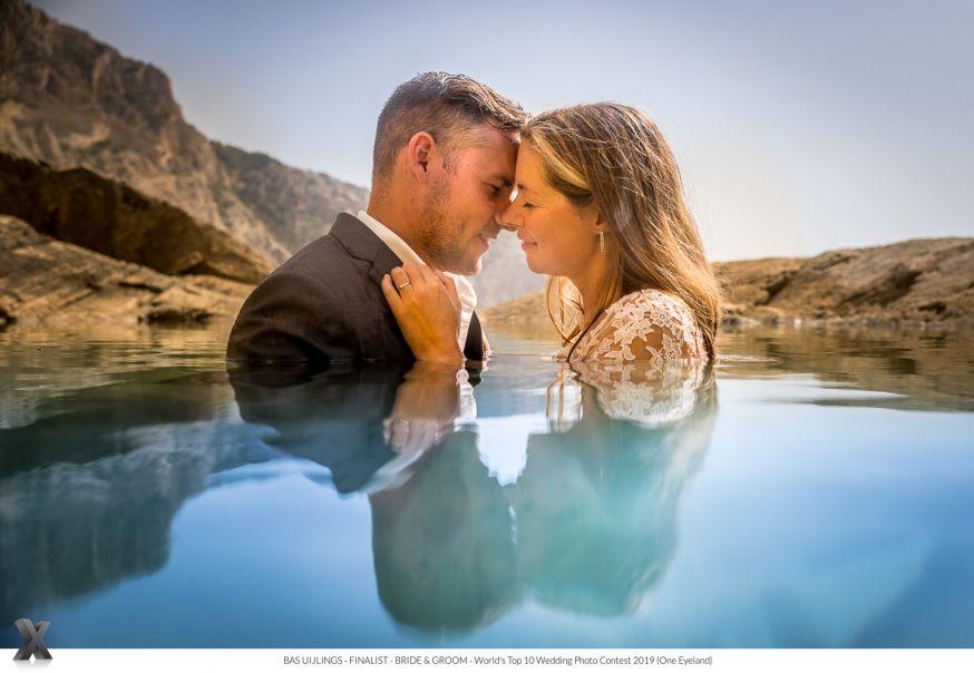 Beste bruidsfotograaf Europa