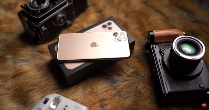 Boudoir fotografie iPhone 11 Pro
