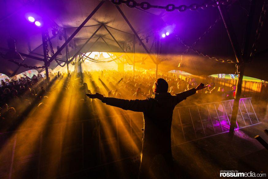 Festivalfotograaf Michel van Rossum