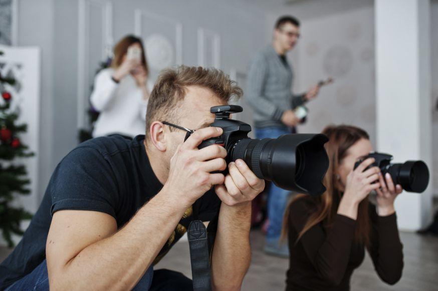 Fotografiecursus fotografieopleiding