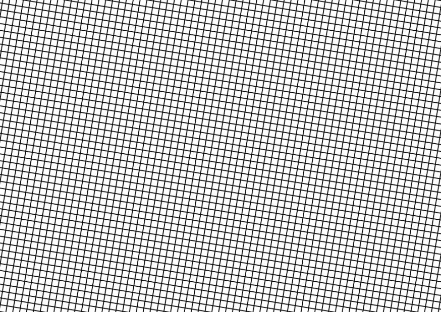 Moiré Schuin patroon