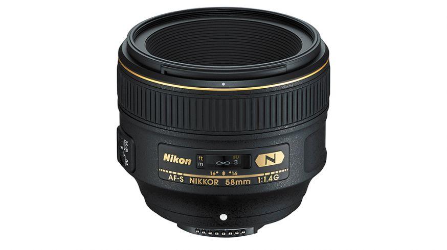 Nikon 58mm f1.4G