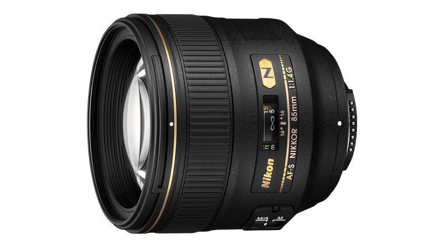 Nikon 85mm f1.4G