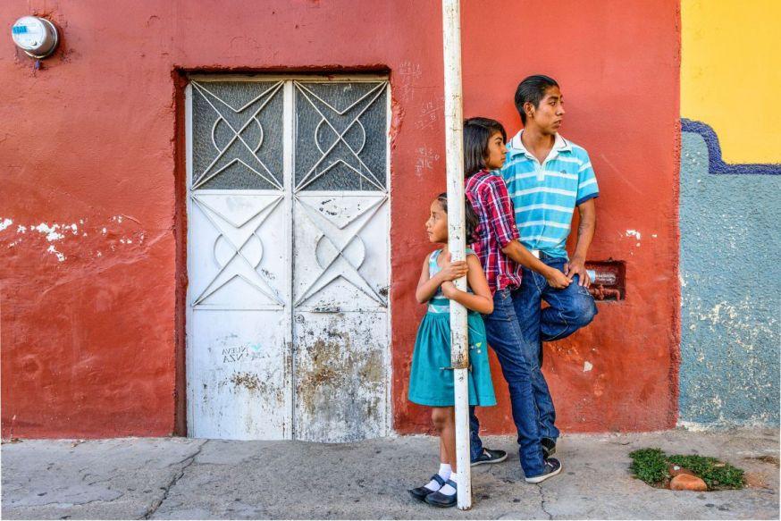 Uitslag fotowedstrijd Straatfotografie Eerste prijs