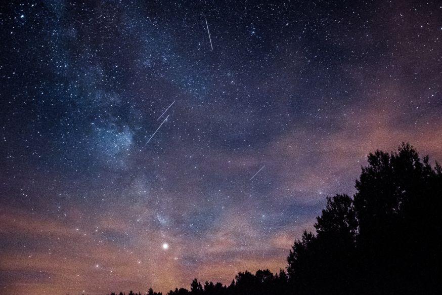 meteorenzwerm 13 augustus