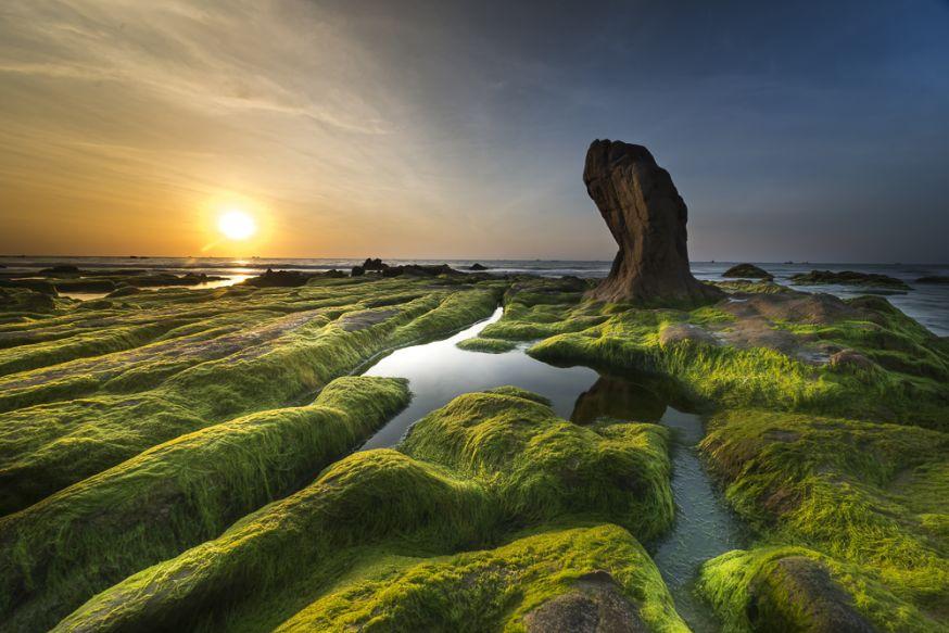 fotograferen, oceaan