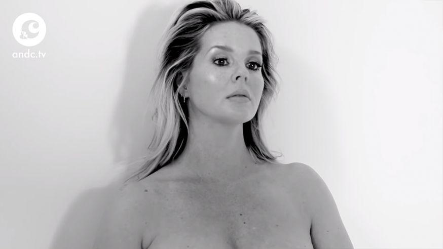 Chantal janzen naakt