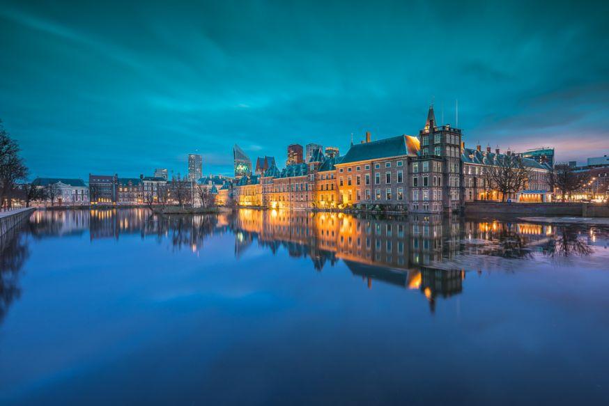 Fotografielocaties Den Haag Hofvijver