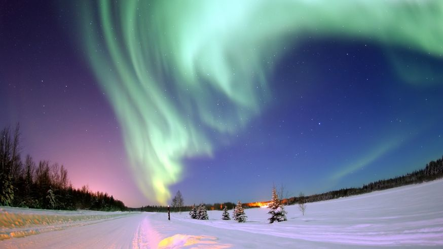 Tips voor fotograferen noorderlicht
