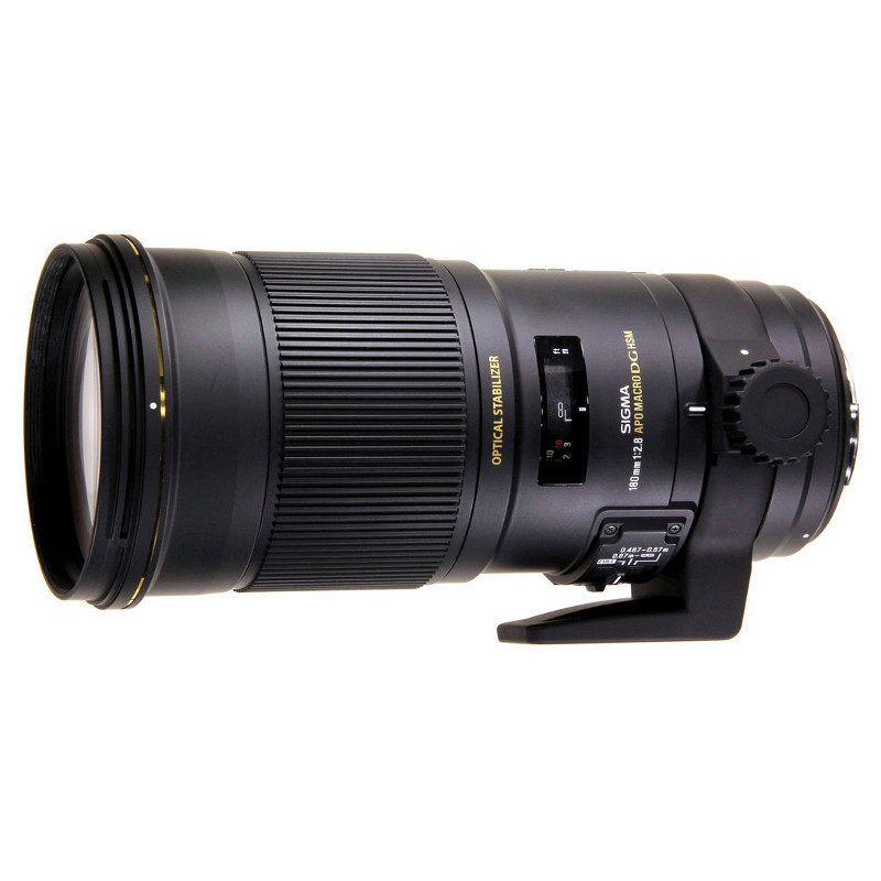 Sigma 180mm f/2.8 EX DG OS APO HSM Macro