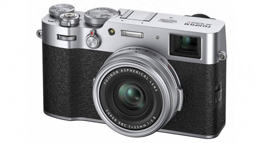Fujifilm gaat met de X100V back to basic en zet een gewaagde compactcamera neer met een vast 23mm-objectief ( full frame-equivalent 35mm).