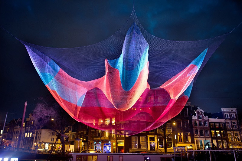 Amsterdam Light Festival, 10-jarig jubileum, festival, amsterdam, light festival, winactie