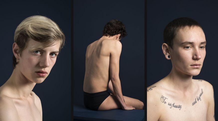 gender neutral fotografie photography alumni student docent expo