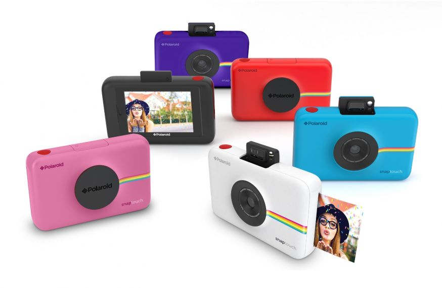 Polaroid Snap Touch – instant digitale camera en printer