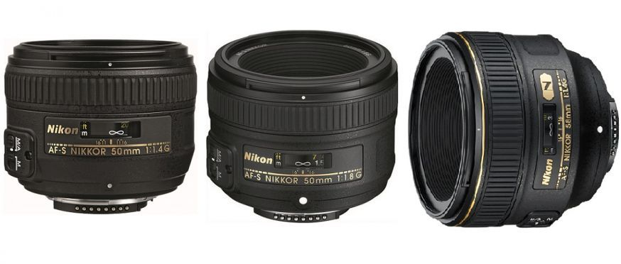 NIKON 50mm awards