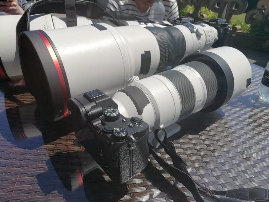 Sony 200-600mm f/5.6-6.3 G OSS