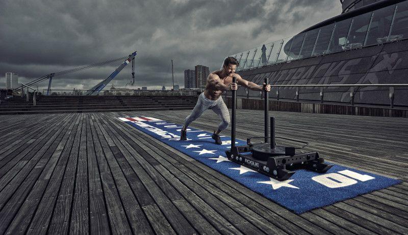 Sportfotograaf Martijn Pauw