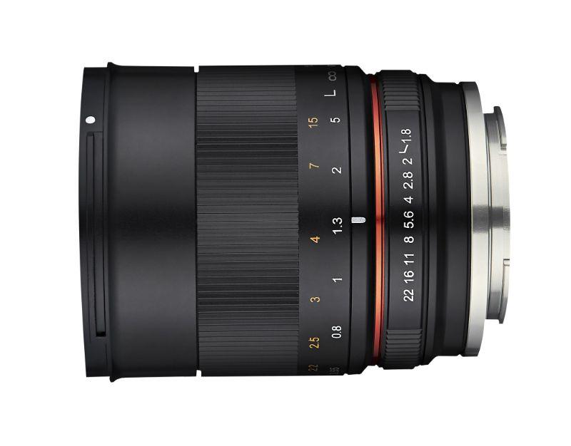 Samyang MF 85mm f/1.8 ED UMC CS