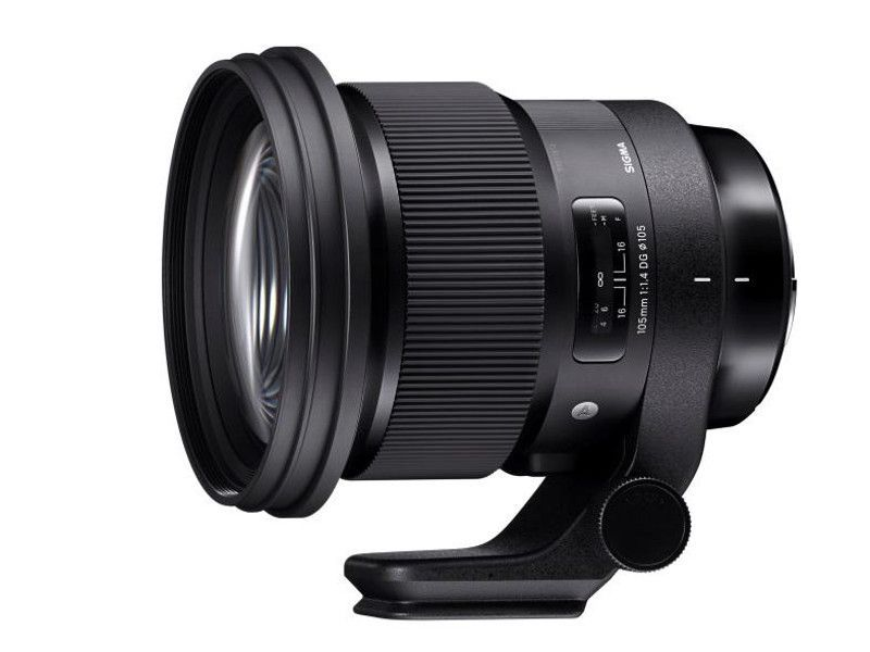 Sigma 105mm f/1.4 DG HSM Art