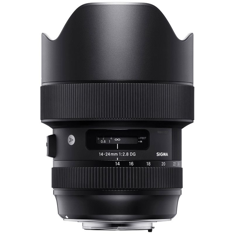 Sigma 14-24mm f/2.8 DG HSM Art