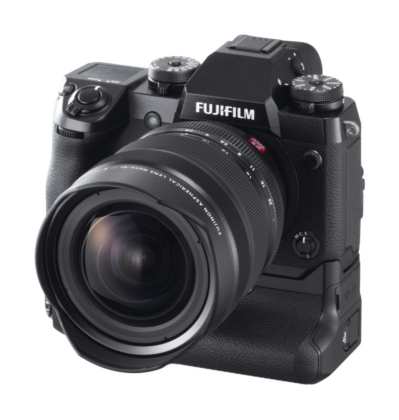 FUJINON XF8-16mmF2.8 R LM WR