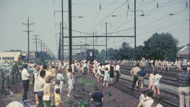 Robert F. Kennedy Funeral Train – The People's View