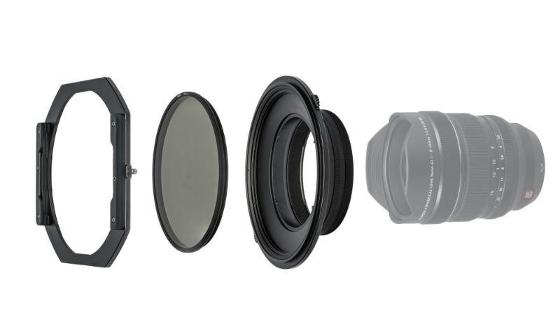 S5 Filterhouder voor de Fujinon XF 8-16mm f/2.8