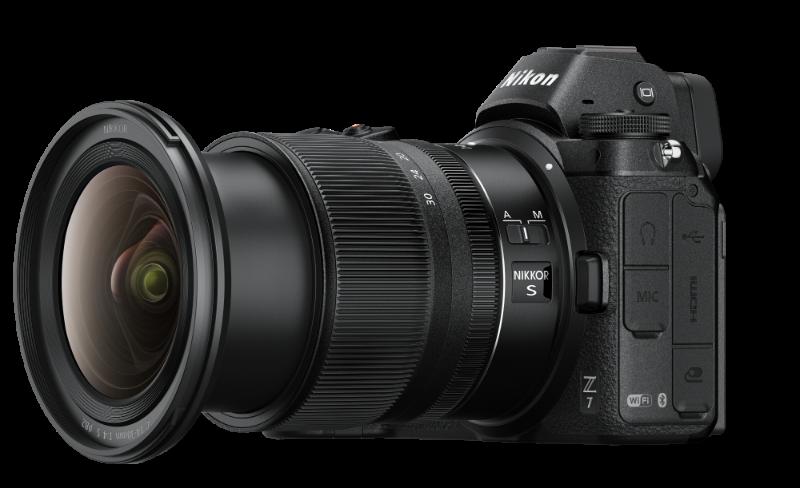 NIKKOR Z 14–30mm f/4 S