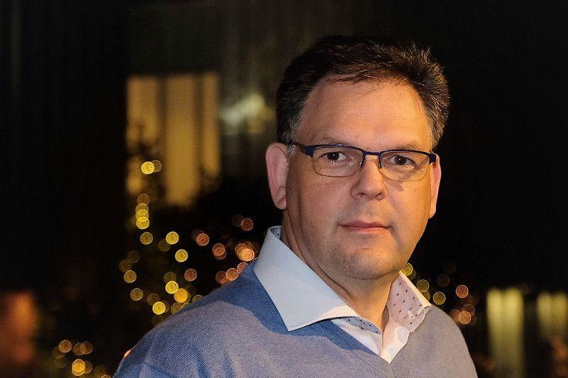Maarten van Norden, sales manager van Fujifilm in Nederland