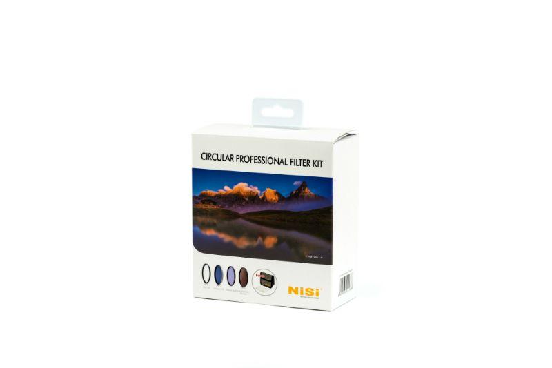 NiSi Circulair Professional Filter Kit