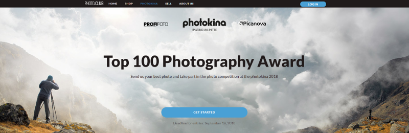 Internationale Top 100 Photography Award