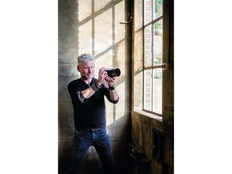 Fujifilm ambassadeur Martin Hogeboom