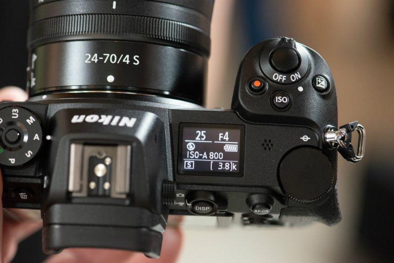 Hands-on met de Nikon Z7