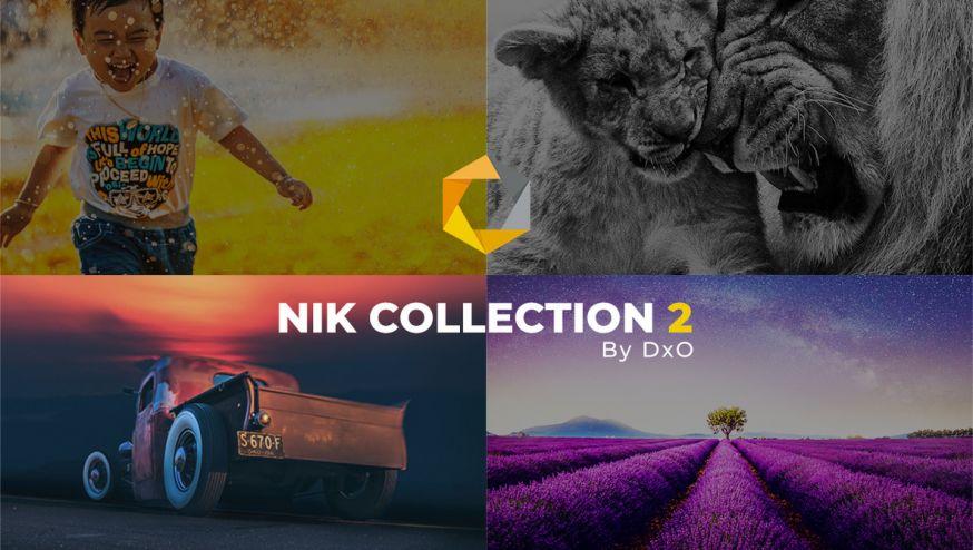 nik collection 2, raw, u point