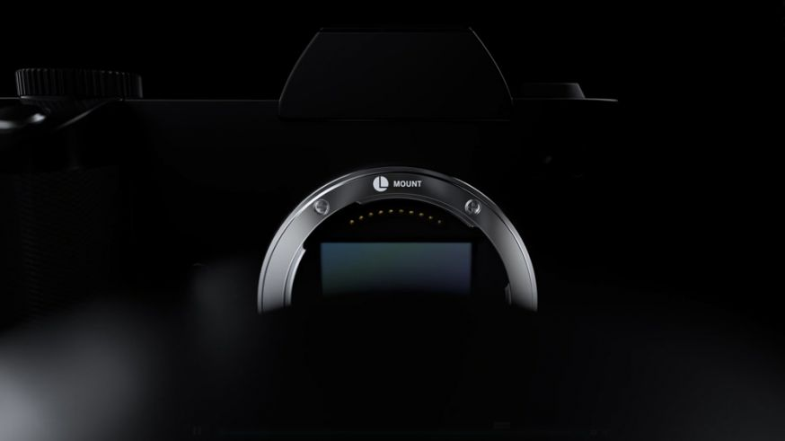 Lumix l-mount alliance leica sigma panasonic