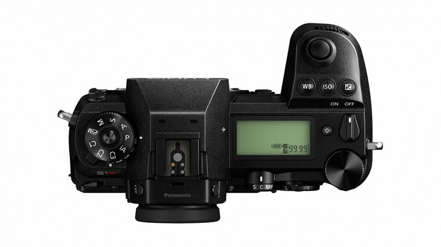 Lumix S1R panasonic high res mega photo pixel shift weather sealed