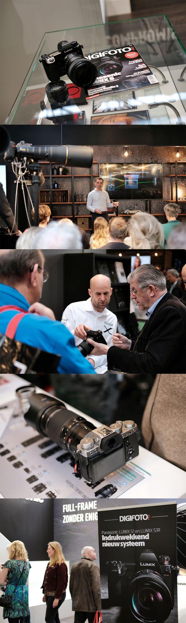 Professional imaging 2019 beurs stand fair loods nijkerk