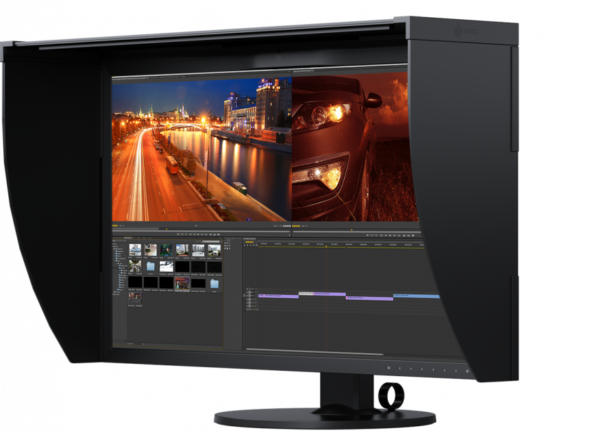 ColorEdge CG319X, de tweede generatie High-End 4K grafische monitor van EIZO