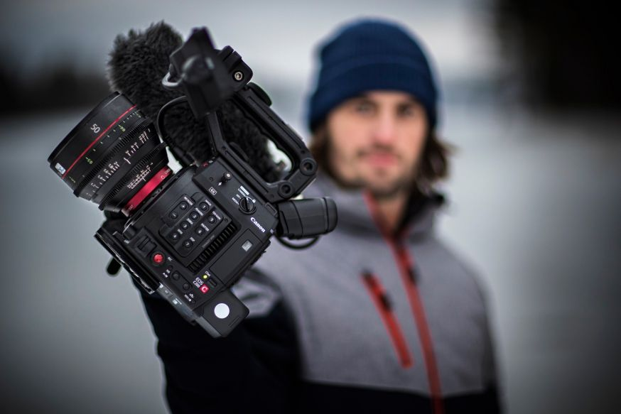 canon noordkaap challenge canon camera crew 2018