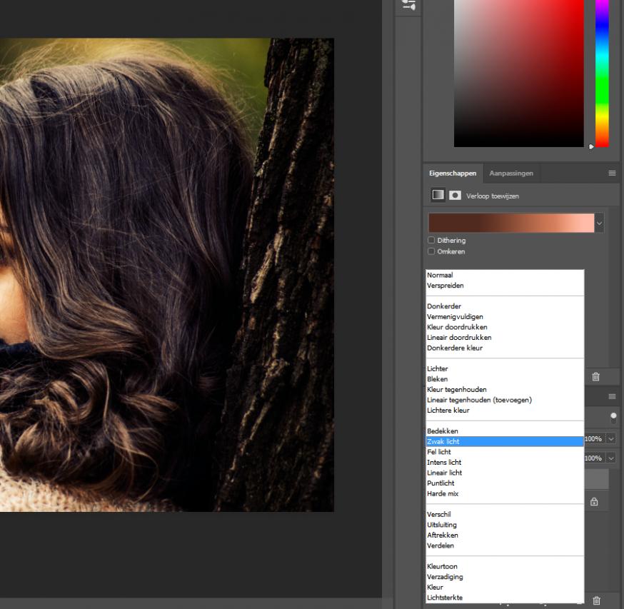 Color-grading-foto-kopiëren-soft-light-zacht-licht