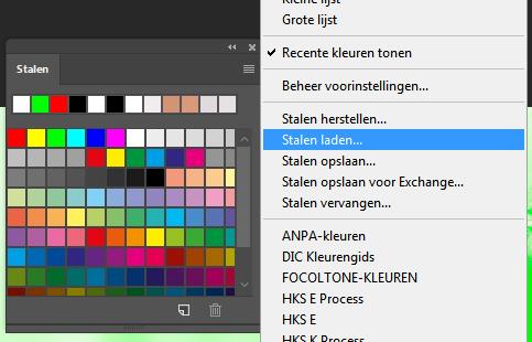 Color-grading-foto-kopiëren-stalen-laden
