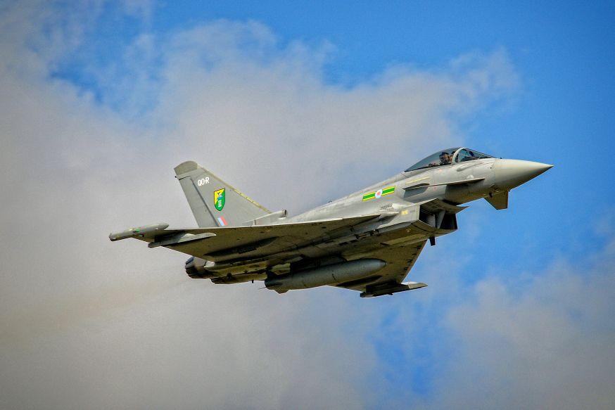 foto de vakman luchtmachtdagen