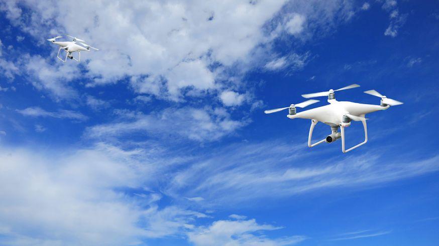 drone vliegen illegaal aangeklaagd