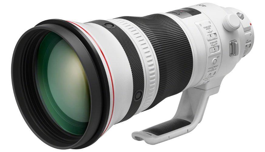 EF 400mm f2.8L IS III USM