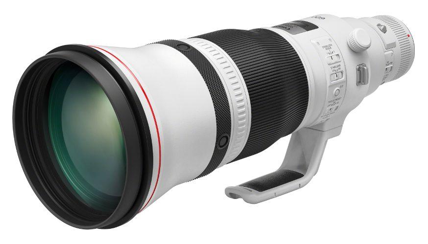 EF 600mm f4L IS III USM