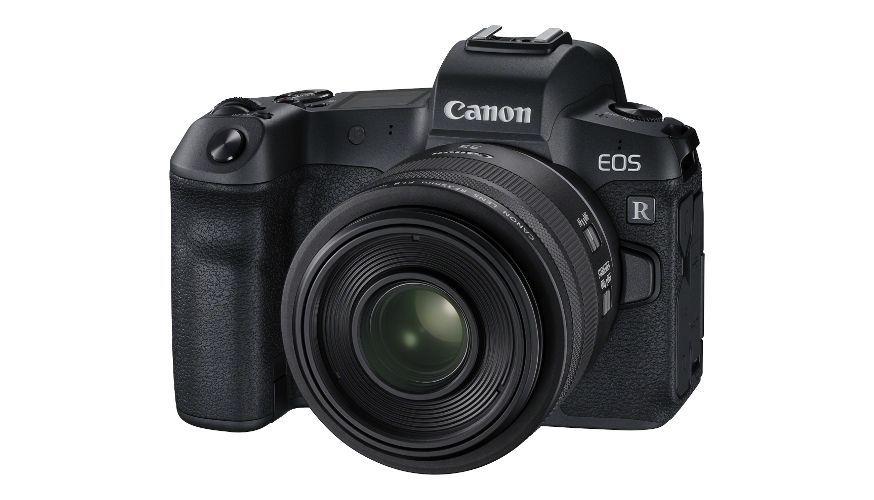 Hands on met de Canon EOS R