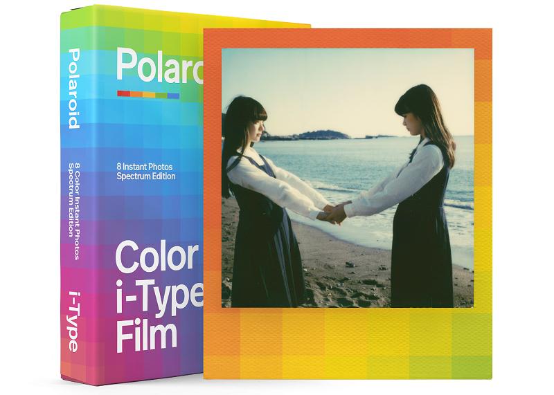 Polaroid Now, Polaroid, polaroid camera, Polaroid film, Polaroid i-Type Spectrum Edition, limited edition, analoge camera